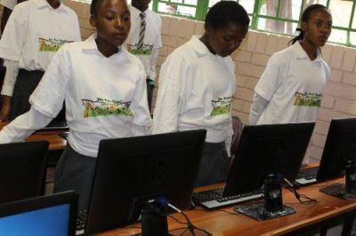 SANPARKS Partnership Improves Quality Of Education